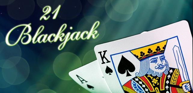 Spela 21 Duel Blackjack Online på Casino.com Sverige