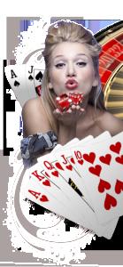 nya casino önskas av casino kvinna