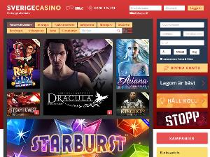 sverige casino lobby