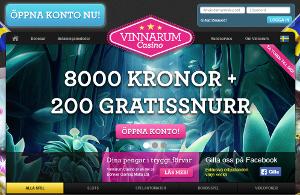 vinnarum desktop casino sverige