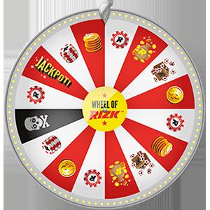 wheel of rizk casino sverige