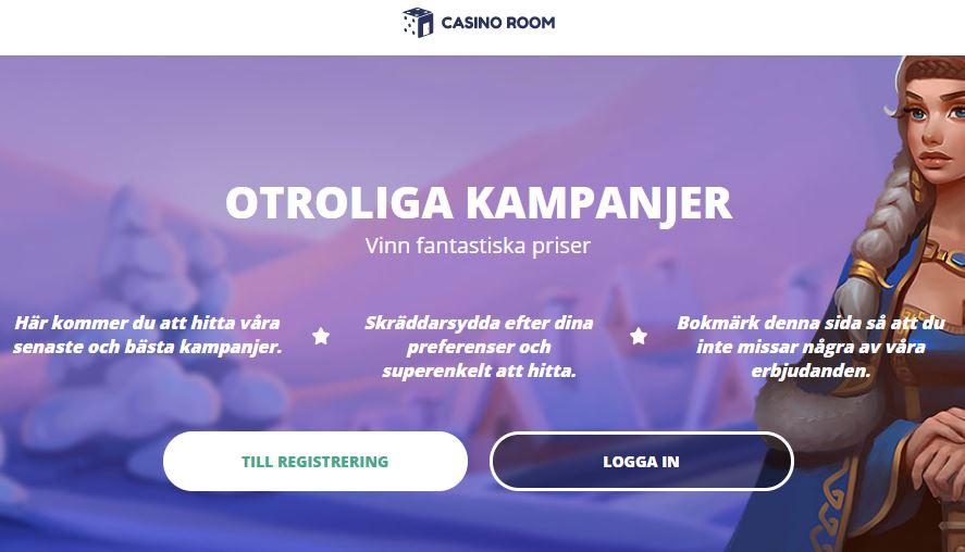 Casinoroom kampanjer