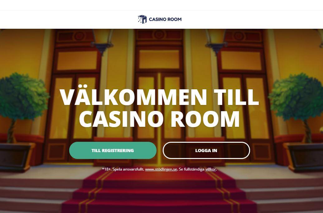 Casinoroom start