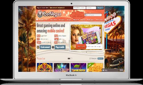 leovegas svenska casino