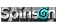 spinson logo casino sverige