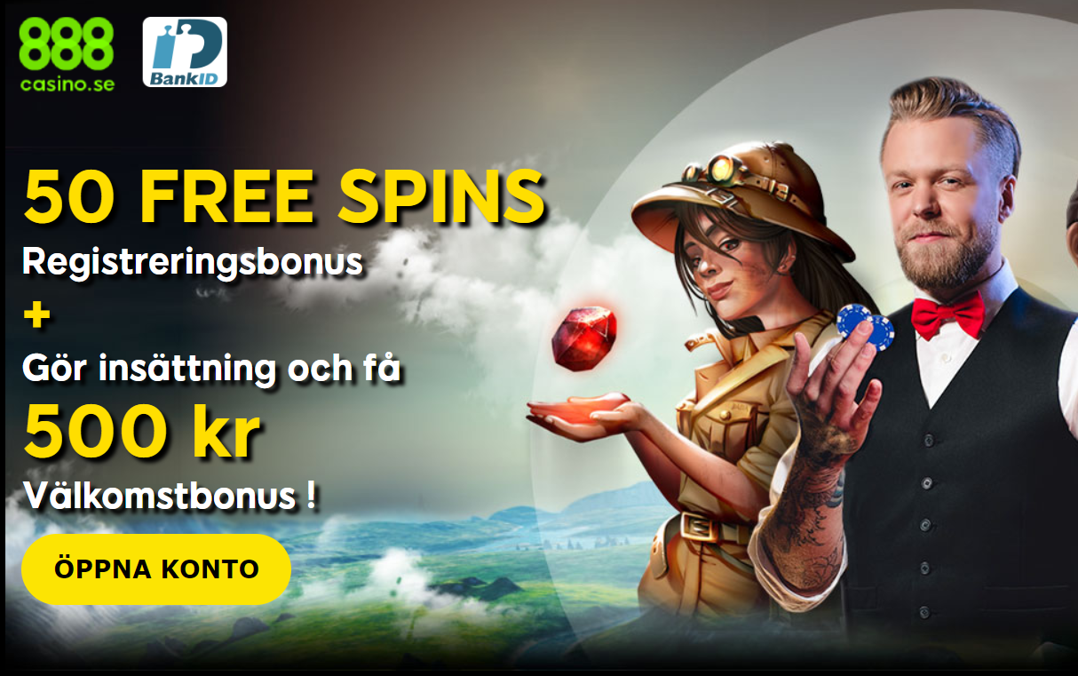 888 free spins