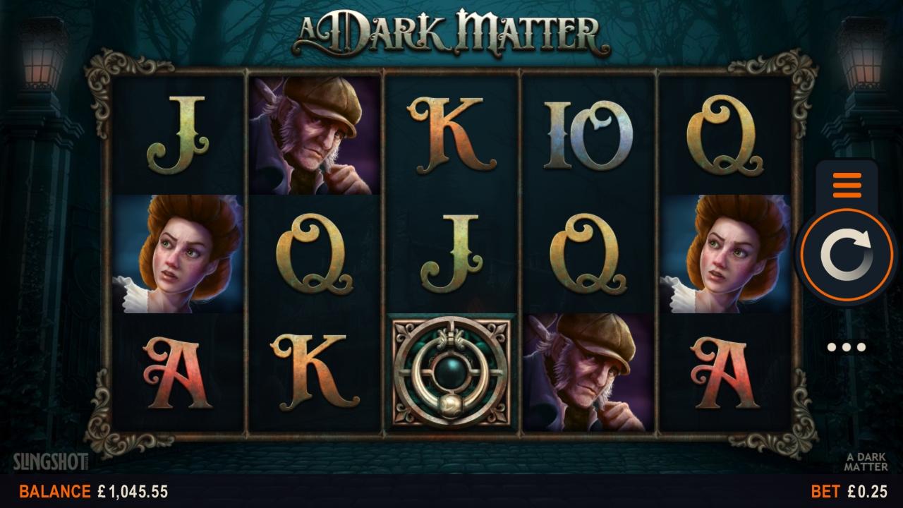 spela a dark matter slot