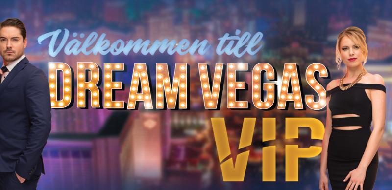Dream Vegas VIP