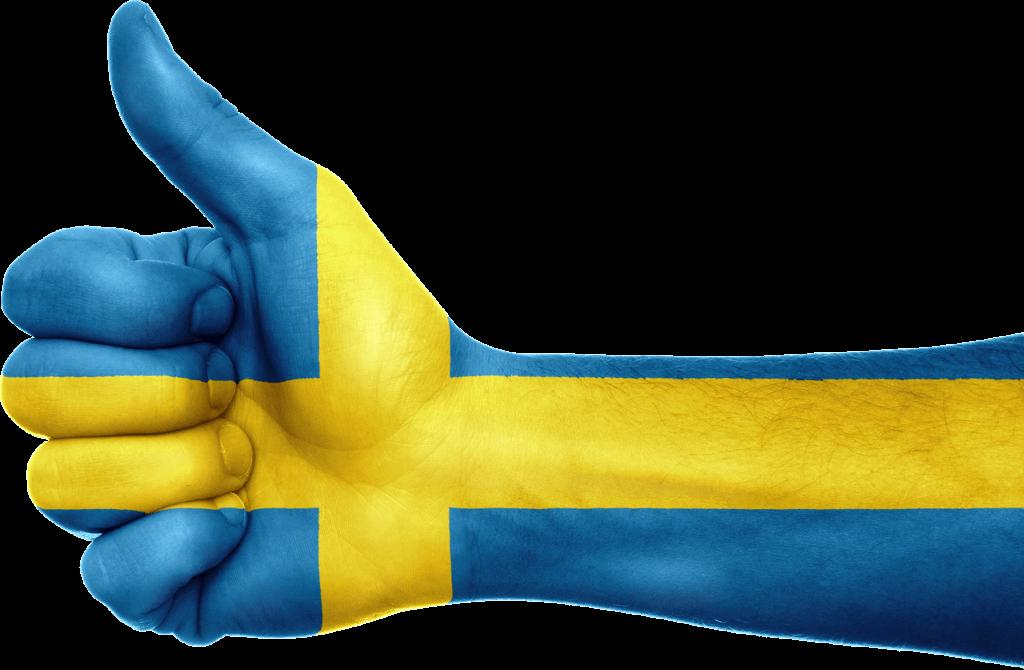 Svenska spelbolag med licens - Tummen upp!