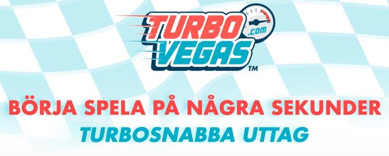 Turbovegas - Ett snabbt casino