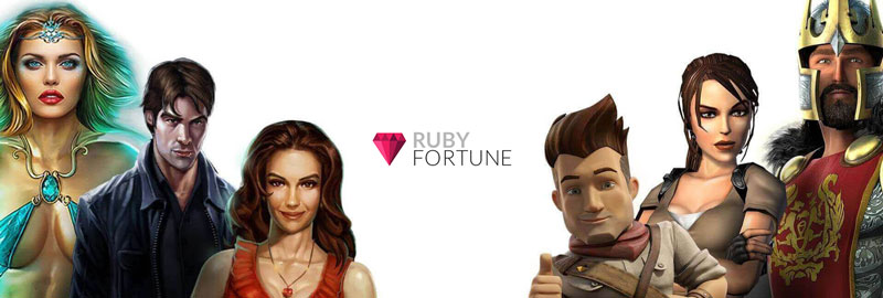 Ruby Fortune - banner