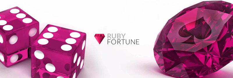 Spelutbud Ruby Fortune