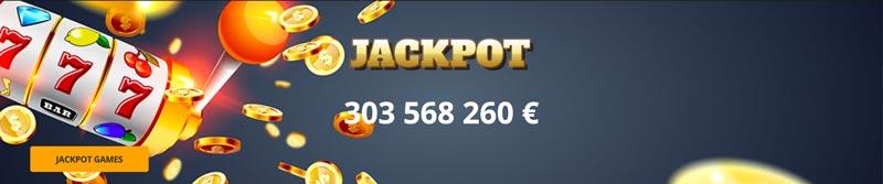Jackpot snabbis