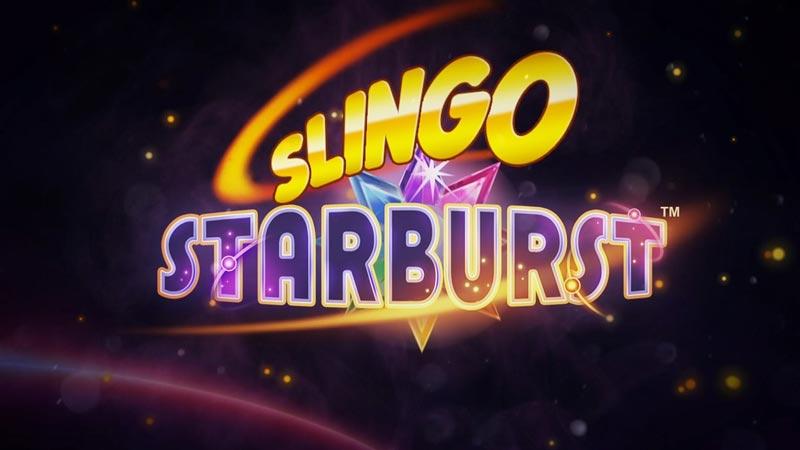 Bild på sloten Slingo Starburst - Ett nytt casinospel från Slingo Originals som släpptes maj 2021