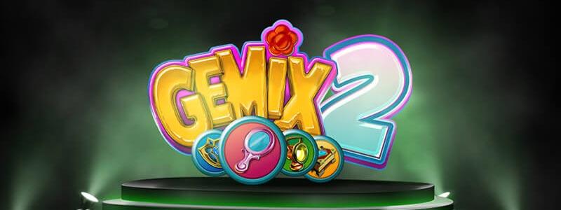 Bild på sloten Gemix 2 - Ett nytt casinospel från Play N Go som släpptes maj 2021