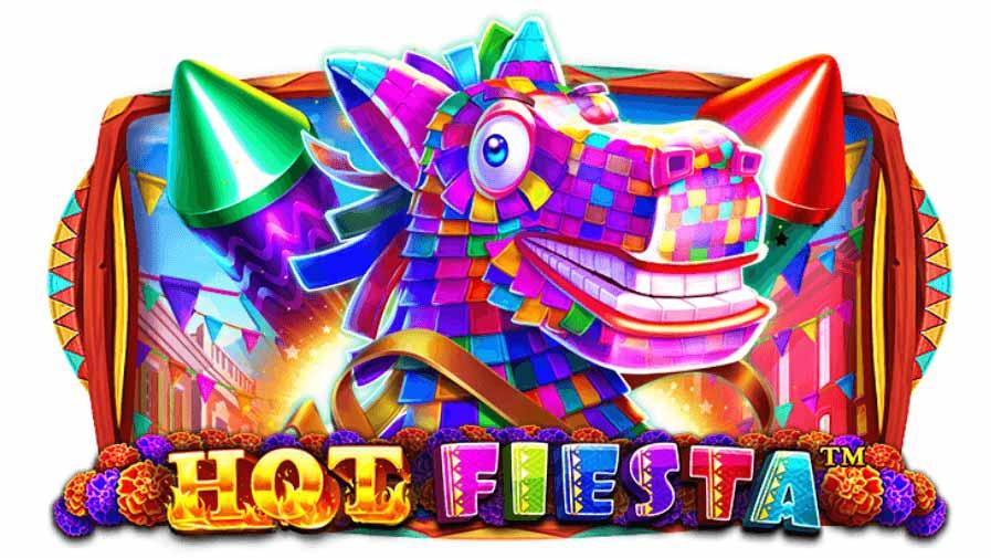 Hot Fiesta pinata