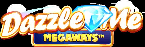 Dazzle me slot logo